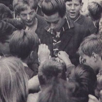 muziek parade Augustus '60