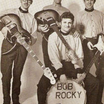 BOB ROCKY AND THE PHANTOMS