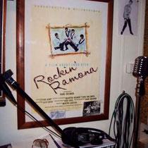 """Filmaffiche van """"Rockin Ramona"""""""