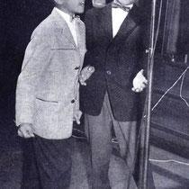 The Hovinga Brothers, twee jonge talentjes namen op het CNR label in 1960 een singletje op met de titels, 'Met een uke en een gitaar' en 'Wij houden van Rock 'n Roll'