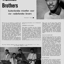 Tuney Tunes Maart '60