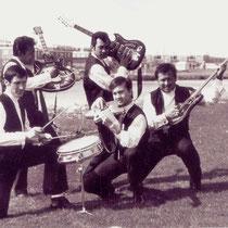 THE BLACK ORCHID - Zaandam  Bob hoorn - zang Jimmy Bosch - zang,gitaar George Henket - gitaar Ruud van der Leij - basgitaar Tom Wokke - drums