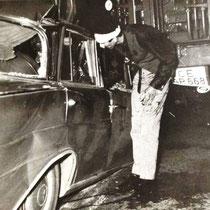 In 1963 kregen Andy en Reggy Tielman een ernstig auto ongeluk. Ze kwamen onder een vrachtauto terecht. Reggy herstelde na 2 weken, maar Andy had 4 dagen in coma gelegen en zijn arm was op 8 plaatsen gebroken. Zijn arm ging in het gips