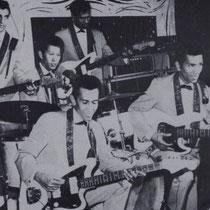 Ze keerden nog eenmaal terug naar de Bovema Studio om een aantal opnamen te maken tbv hun eerste 25cm LP, daar riepen ze de hulp in van gitarist/zanger Franky Luyten (géén familie, ondanks dat men sprak over een neef of aangetrouwd in de familie)