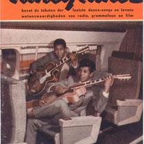 Tuney Tunes Augustus '61