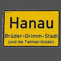 Niet alleen de gebroeders Grimm maakte indruk in Hanau