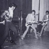 De Tielman Brothers speelden allemaal op een Jazzmaster, ontworpen door gitaarbouwer Leo Fender in november 1958, waarop zij zodanige specialisten werden dat Fender zelf hen in Duitsland kwam beluisteren. Andy experimenteerde ook met feedback.