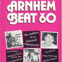 Over de ontwikkeling van R&R band's in Arnhem en omstreken.