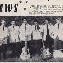Muziek Parade, Oktober '63