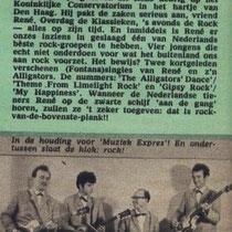 Muziek Expres Januari '63