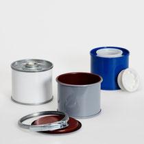 Müller AG Verpackungen: Swiss-Mini-Line, Behälter für Stabilitätstests und Referenzmuster