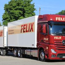 FelixTransporte: Ihr Spediteur mit dem Thermo Lkw