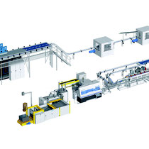 Soudronic: Three-Piece Can Production Line