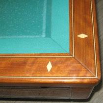 Modello Schiavon senza buche - Particolare angolo