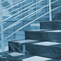 """Escalier en granit """"Lanhelin"""""""