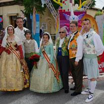 Nuestros representantes, en Alicante