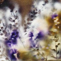 copyright nathalie arun, serie summertime, Mischtechnik auf Leinen, 30 x 30 cm, 2013
