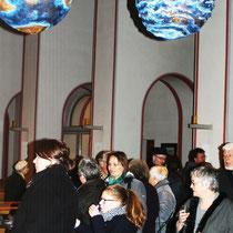 Creation and Recreation, erdengoldKUNSTwerk Nathalie Arun und Cornelia Kalkhoff