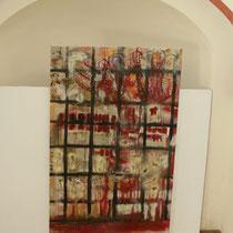 Installation Blood Ashes Hope © Nathalie Arun