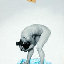 Espitia Galeria / Ignacio Leon Manjarres / ! / Oleo sobre tela / 100 x 70cms