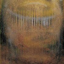 Espitia Galeria / Danilo Sedano / Lenguaje Global I / Mixta sobre lienzo / 172 x 120 cms