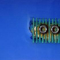 Tardes tropicales / 130 x 90 cms / técnica: acrílico sobre lienzo