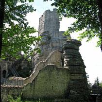 © Traudi – Ruine Weißenstein