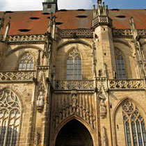 © Traudi – Schwäbisch Gmünd - Heilig-Kreuz-Münster, Südseite
