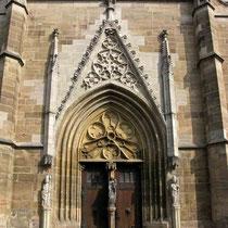 © Traudi – Schwäbisch Gmünd - Heilig-Kreuz-Münster, Hauptportal