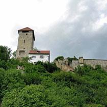 © Traudi – Rechtenstein,Burg
