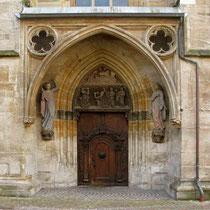 © Traudi – Schwäbisch Gmünd - Heilig-Kreuz-Münster, nördl. Seitenportal