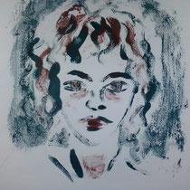 Ida monotype (2012) 15 x 15 cm