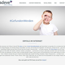 www.adeve-online-marketing.jimdo.com