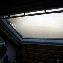 Condensation extérieure sur nouveau Velux DV 1,1 W/m°K