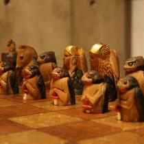 天使と悪魔のチェス