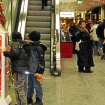 Einkaufszentrum Warenautomaten