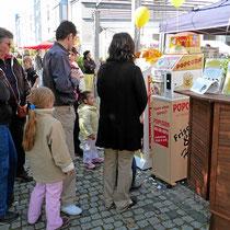 Slow Up und Tamba Fest in Weil am Rhein