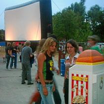 Open Air Kino Weil am Rhein