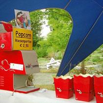 Popcornautomat für Gastrononomie
