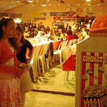 Hochzeitsfest in der Rollschuhhalle Weil am Rhein