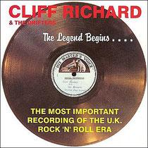 In juni 1958 namen Cliff en The Drifters hun eerste demo single op in een studio, op de eerste verdieping van de HMV platenwinkel in Oxford street London