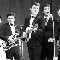 deze werden van 1964 tot 1970 door The Shadows gebruikt