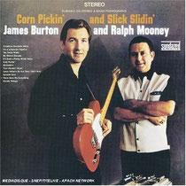En was ook gecharmeerd van de sound van de gitarist van Ricky Nelson, James Burton,toen niet wetende dat deze op een Fender Telecaster speelde