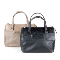 B FLO Citybags medium beige & black