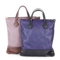 B FLO Laptop Bags mauve &  bluette