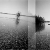 Summer memories. | Holga 120 Pinhole camera with Ilford FP4+