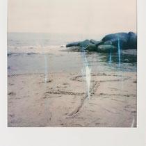 Wave Wet Sand.