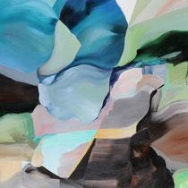 """""""506870"""", óleo sobre lienzo, 130 x 97 cm"""