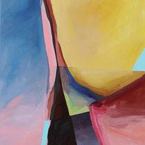 """""""1256994"""", óleo y acrílico sobre lienzo, 97 x 73 cm"""