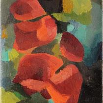 Sin título, óleo sobre lienzo, 23 x 15 cm, 2011.